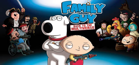 Family Guy Back To The Multiverse PC Game Free Download