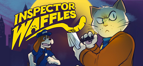 Inspector Waffles PC Game Free Download