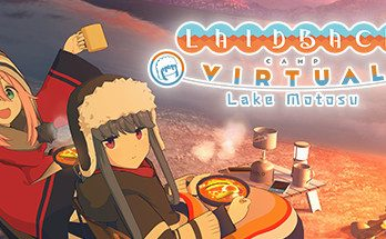 Laid Back Camp Virtual Lake Motosu PC Game Free Download