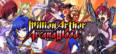 Million Arthur Arcana Blood PC Game Free Download