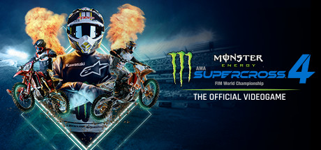 Monster Energy Supercross The Official Videogame 4 PC Game Free Download