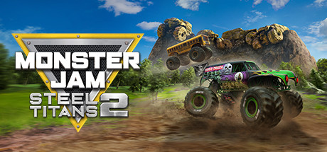Monster Jam Steel Titans 2 PC Game Free Download