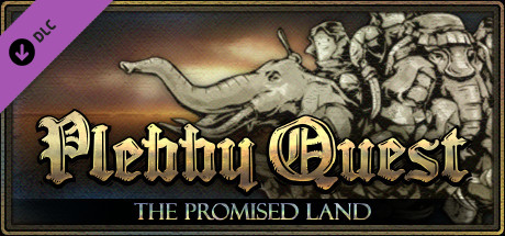 Plebby Quest The Promised Land PC Game Free Download