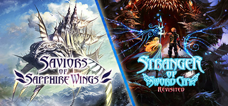 Saviors of Sapphire Wings Stranger of Sword City Revisited PC Game Free Download