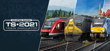 Train Simulator 2021 PC Game Free Download