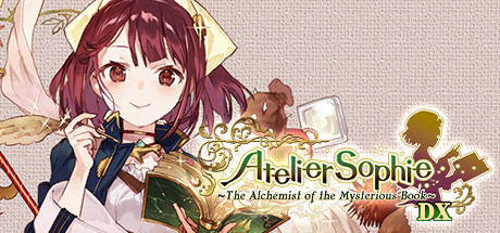 Atelier Sophie The Alchemist of the Mysterious Book DX PC Game Free Download
