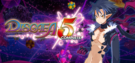 Disgaea 5 Complete PC Game Free Download