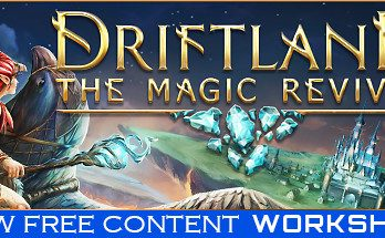 Driftland The Magic Revival PC Game Free Download