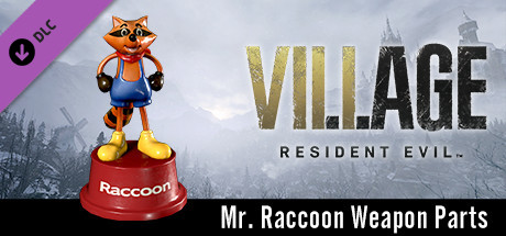 Resident Evil Village Mr Raccoon Weapon Charm PC Game Free Download