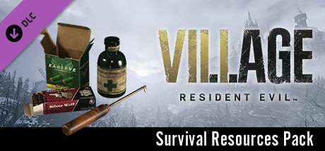 Resident Evil Village Survival Resources Pack PC Game Free Download