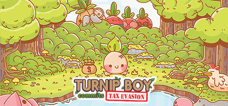 Turnip Boy Commits Tax Evasion PC Game Free Download