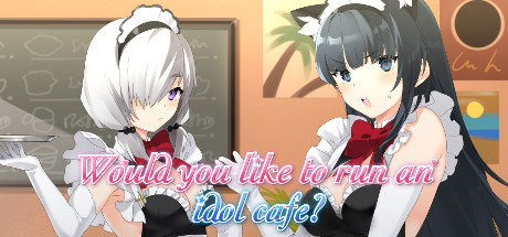 Would You Like To Run An Idol Cafe PC Game Free Download