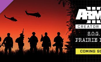 Arma 3 Creator DLC S O G Prairie Fire PC Game Free Download