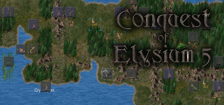 Conquest Of Elysium 5 PC Game Free Download