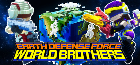 EARTH DEFENSE FORCE WORLD BROTHERS PC Game Free Download