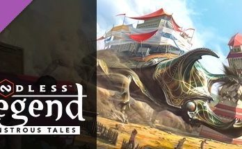 Endless Legend Monstrous Tales PC Game Free Download