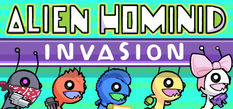 Alien Hominid Invasion PC Game Free Download