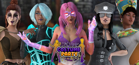 Costume Party PC Game Free Download