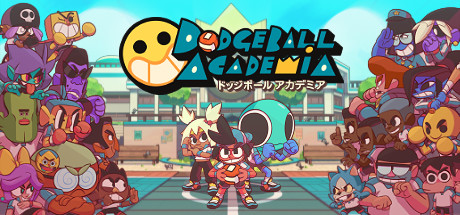 Dodgeball Academia PC Game Free Download