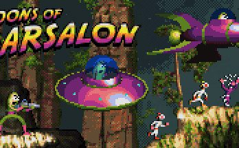 Moons Of Darsalon PC Game Free Download