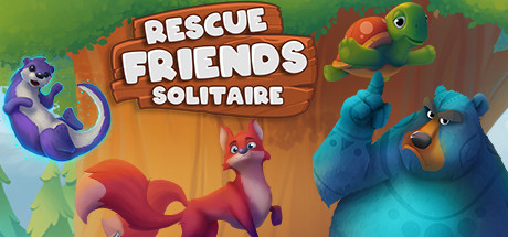 Rescue Friends Solitaire PC Game Free Download