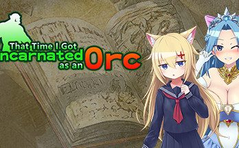 That Time I Got Reincarnated As An Orc PC Game Free Download