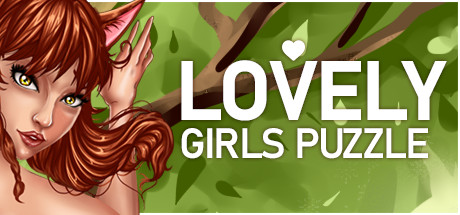 Lovely Girls Puzzle PC Game Free Download