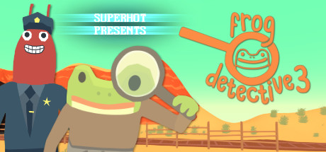 Frog Detective 3 PC Game Free Download